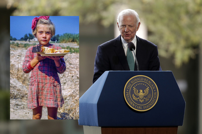 Ζάκυνθος: Πρώην υπ.Εξωτερικών των ΗΠΑ αναζητά… το κορίτσι που είχε σώσει στον σεισμό του 1952!