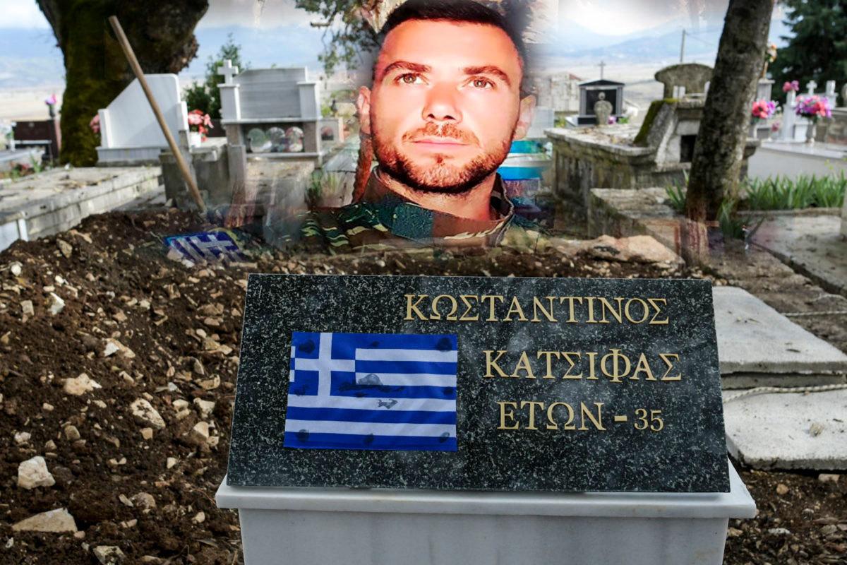 Κωνσταντίνος Κατσίφας: Ενός λεπτού σιγή στη Βουλή