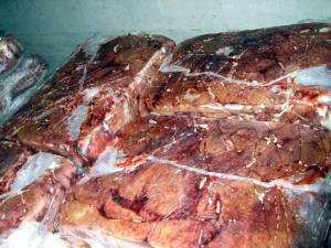 Κατασχέθηκαν 65 κιλά ακατάλληλου κρέατος σε κρεοπωλείο στον Πειραιά!