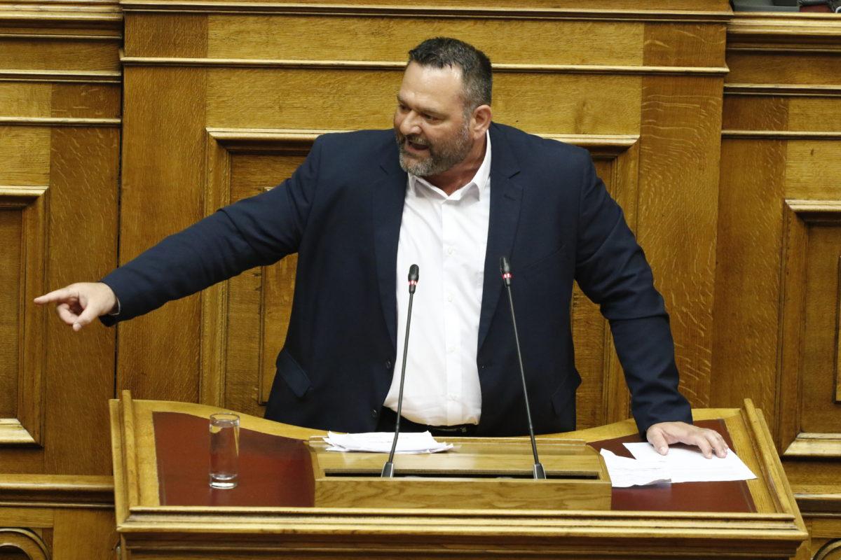 Βουλή - Γιάννης Λαγός