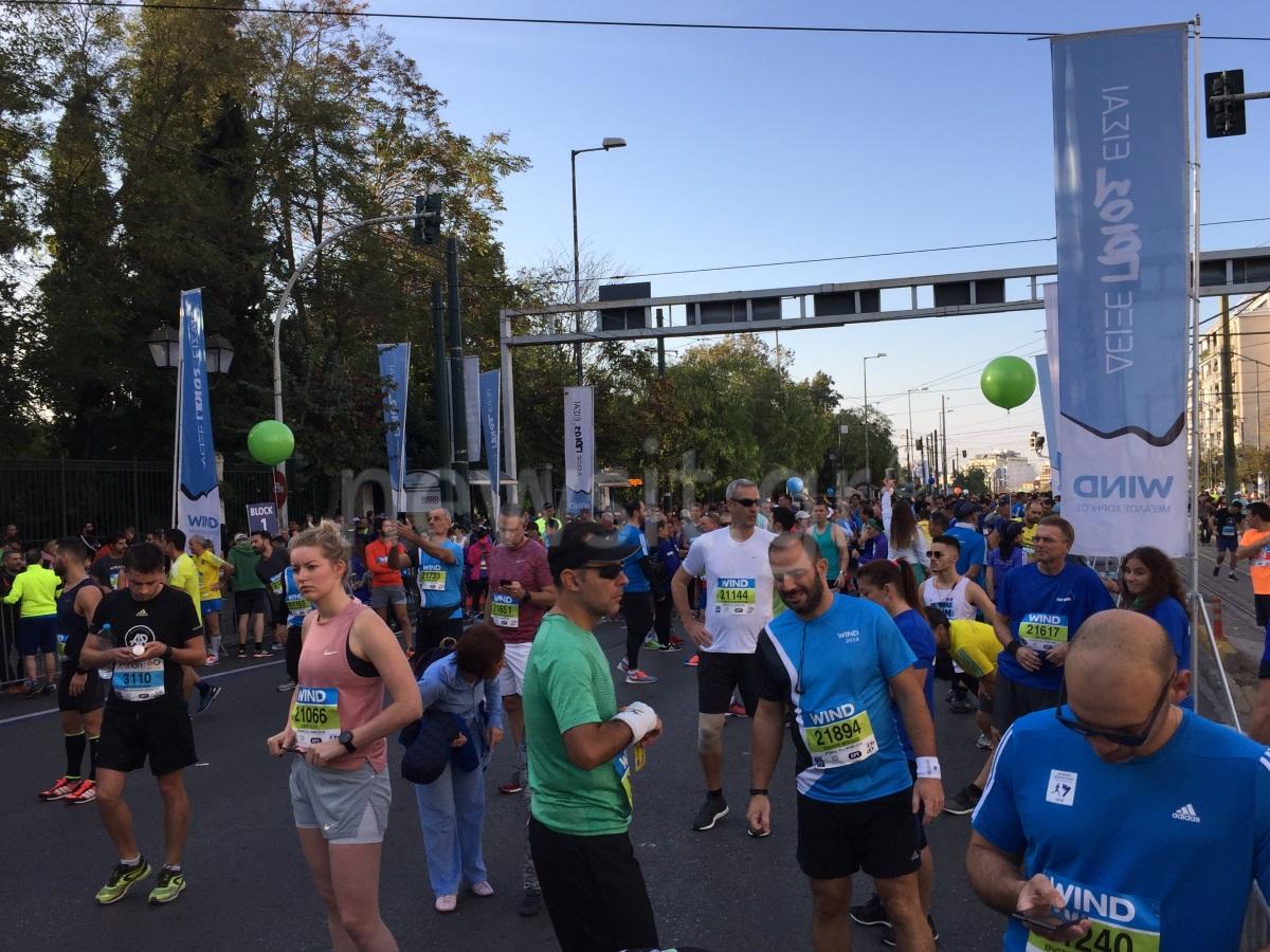 Μαραθώνιος Αθήνας 2018: Η αυθεντική διαδρομή και η δύναμη ψυχής!