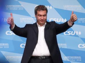Γερμανία: Υποψήφιος για την προεδρία των Χριστιανοκοινωνιστών ο Σέντερ