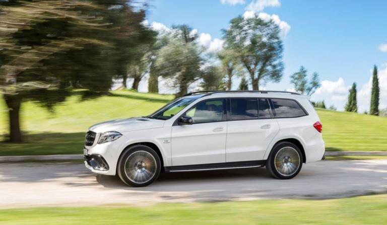 Η Mercedes-Benz ετοιμάζει πολυτελές SUV με τα σήματα της Maybach