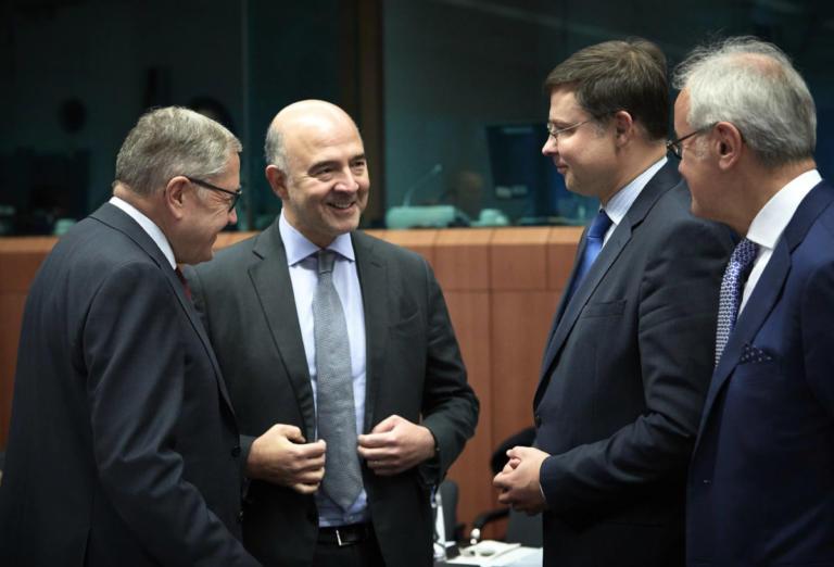 Μοσκοβισί: Μην περιμένετε κακές εκπλήξεις για την Ελλάδα, δεν θα υπάρξουν
