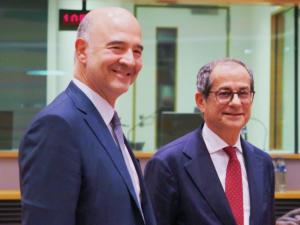 Η Κομισιόν προειδοποιεί με κυρώσεις την Ιταλία αν δεν αλλάξει προϋπολογισμό ως τις 13 Νοεμβρίου