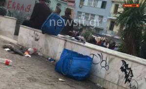"""Οδοιπορικό newsit.gr στις πιάτσες του θανάτου – Δρόμοι της Αθήνας που """"ανθούν"""" εμπόριο ναρκωτικών και πορνεία"""