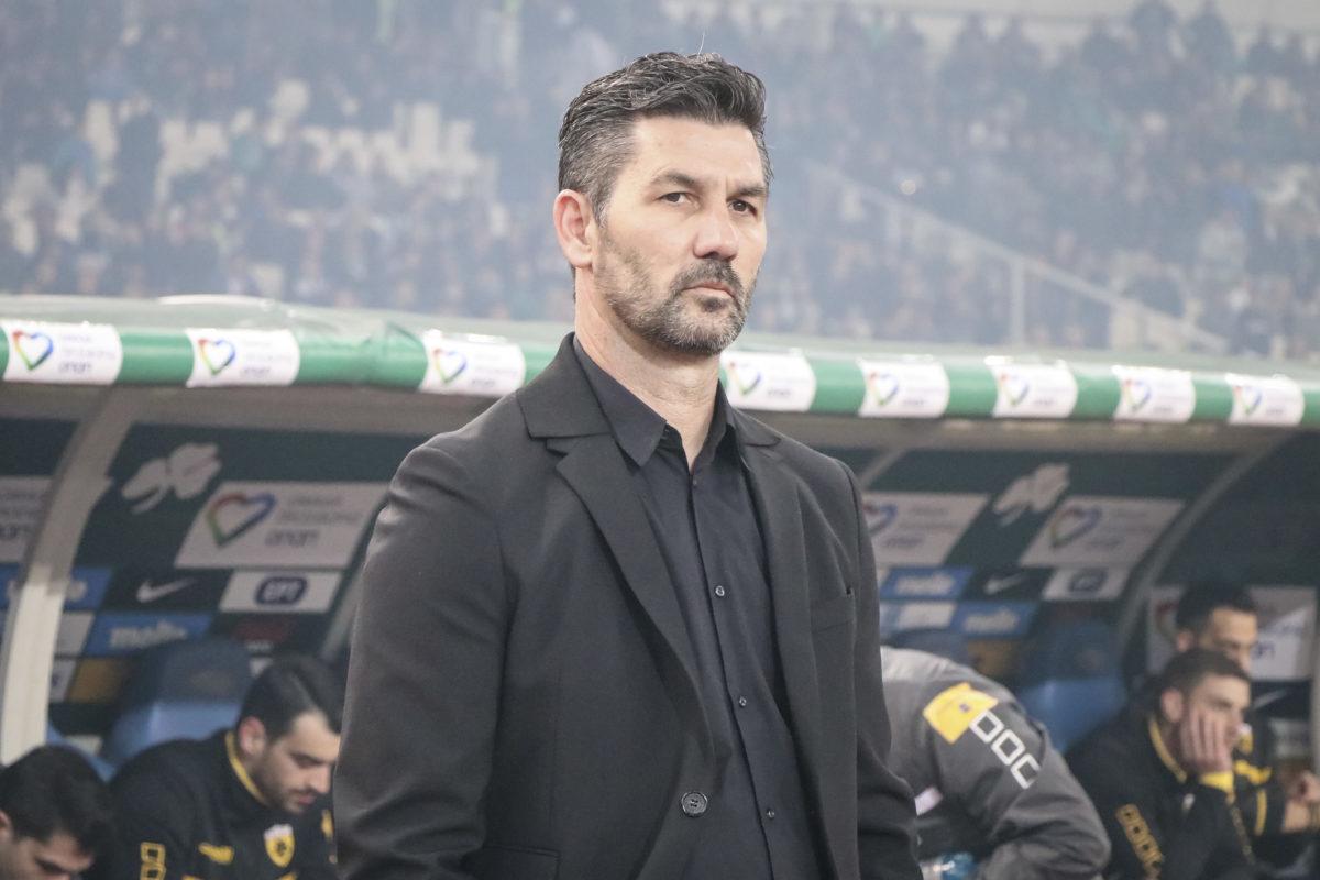 """ΑΕΚ – Ουζουνίδης: """"Σε διαπραγματεύσεις με παίκτες, δεν ισχύουν τα ονόματα που έχουν γραφτεί"""""""