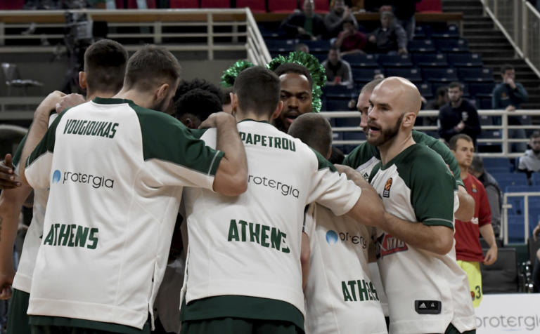 """Μπασκόνια – Παναθηναϊκός: Ώρα για το πρώτο μεγάλο """"διπλό"""" στην Euroleague"""