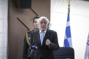 Παυλόπουλος: Απαραδέκτως απαθής η διεθνής κοινότητα για την λύση του Κυπριακού
