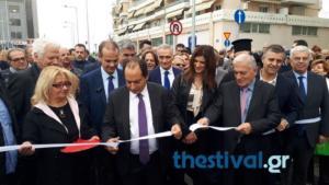Θεσσαλονίκη: Δόθηκε στην κυκλοφορία η υπόγεια διάβαση Μενεμένης
