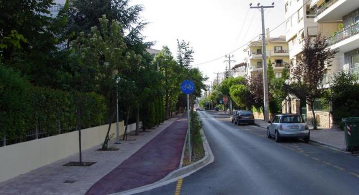 Κυψέλη – Πετράλωνα… πάνω στο πετάλι – Έρχονται νέοι ποδηλατόδρομοι στην Αθήνα