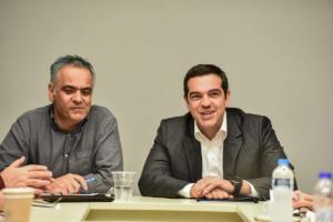 Πολιτική Γραμματεία υπό τον Τσίπρα για ΕΡΤ και εκλογές
