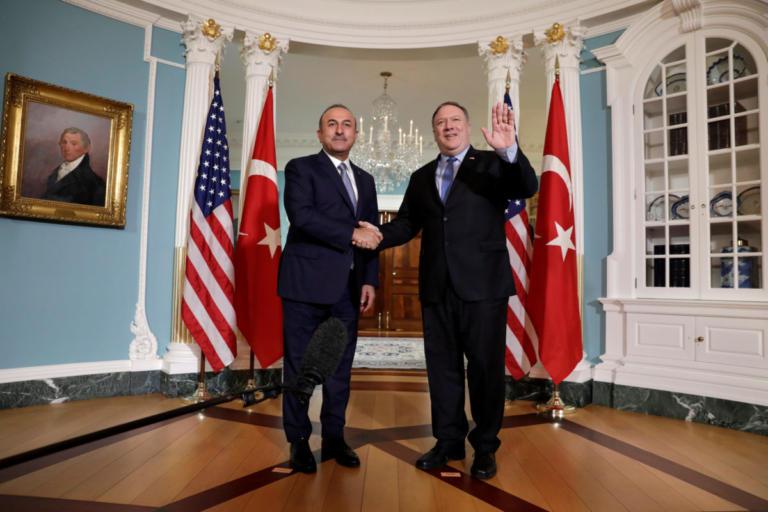 ΗΠΑ: Θέλουμε να διασφαλίσουμε ότι οι Τούρκοι δεν θα σφάξουν τους Κούρδους!
