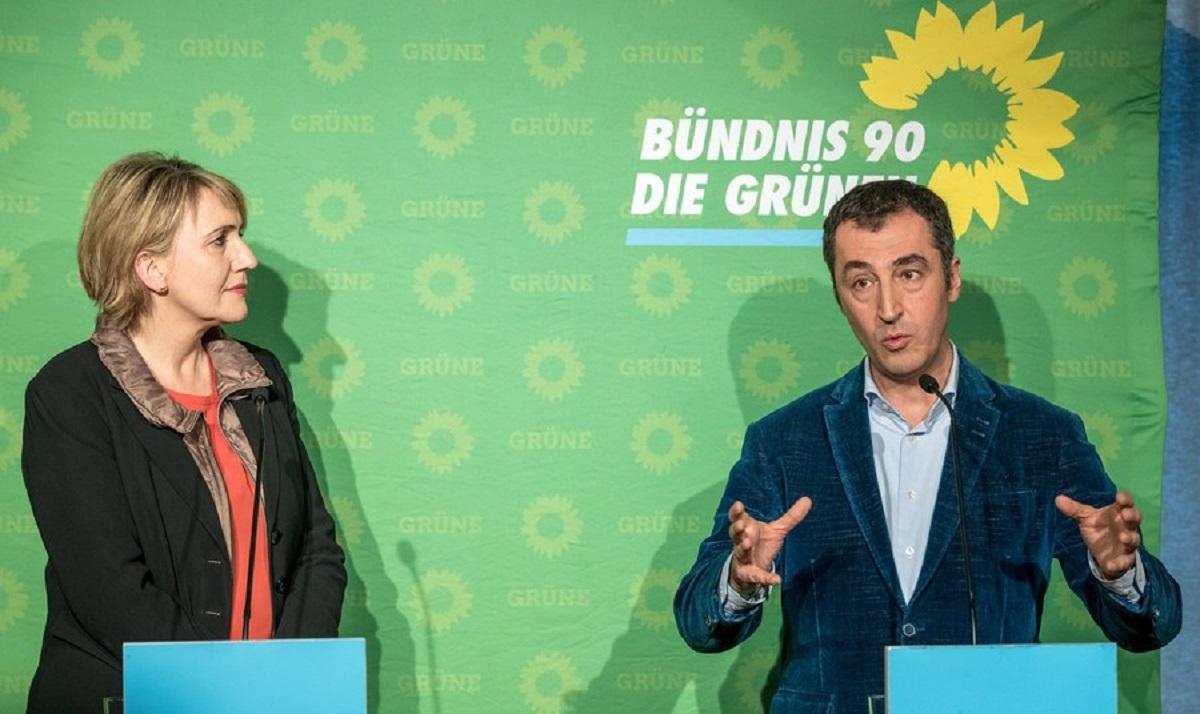 Γερμανία: Δημοσκοπική άνοδος για το κόμμα των Πρασίνων!