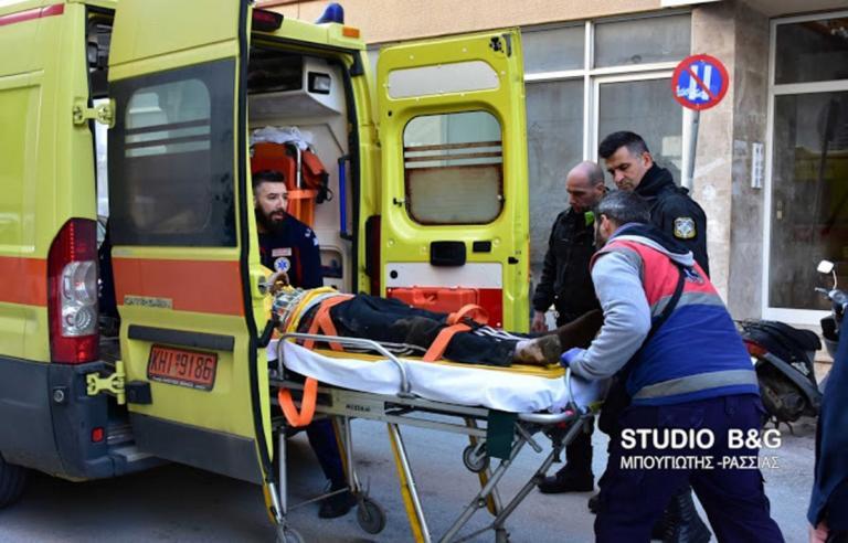Ναύπλιο: Έπεσε από το μπαλκόνι και το αντιλήφθηκαν τρεις ώρες μετά! Video