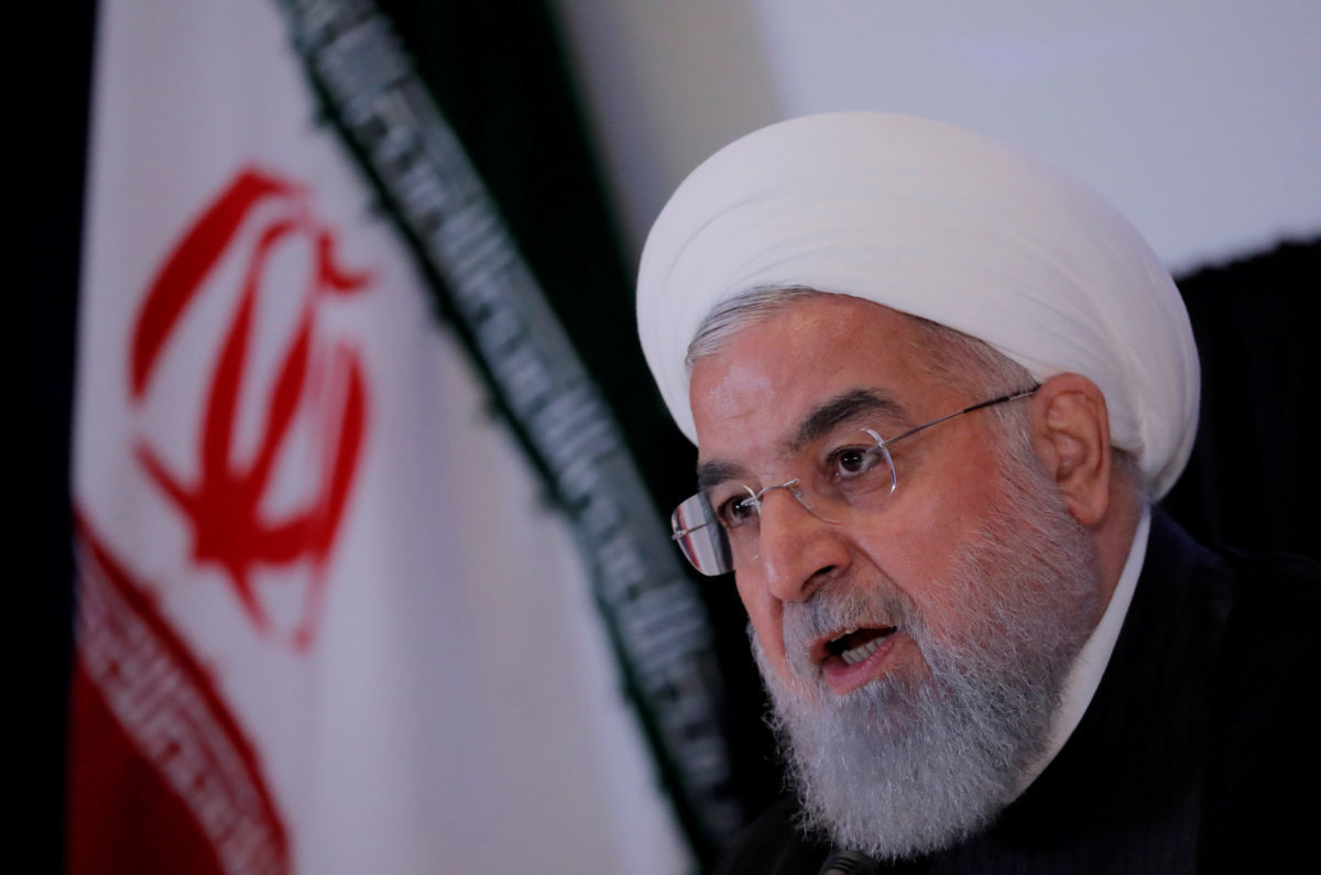 Πρόεδρος Ιράν