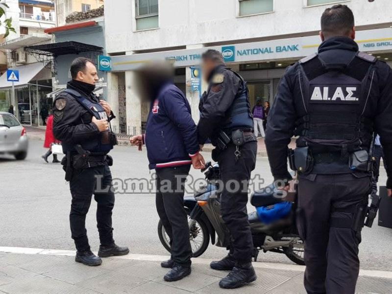 Λαμία: Το λάπτοπ βρέθηκε λίγο μετά την κλοπή