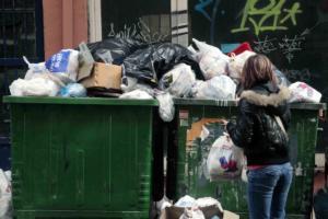 Θεσσαλονίκη: Προβλήματα στην αποκομιδή των σκουπιδιών – Κλειστά τα αμαξοστάσια!