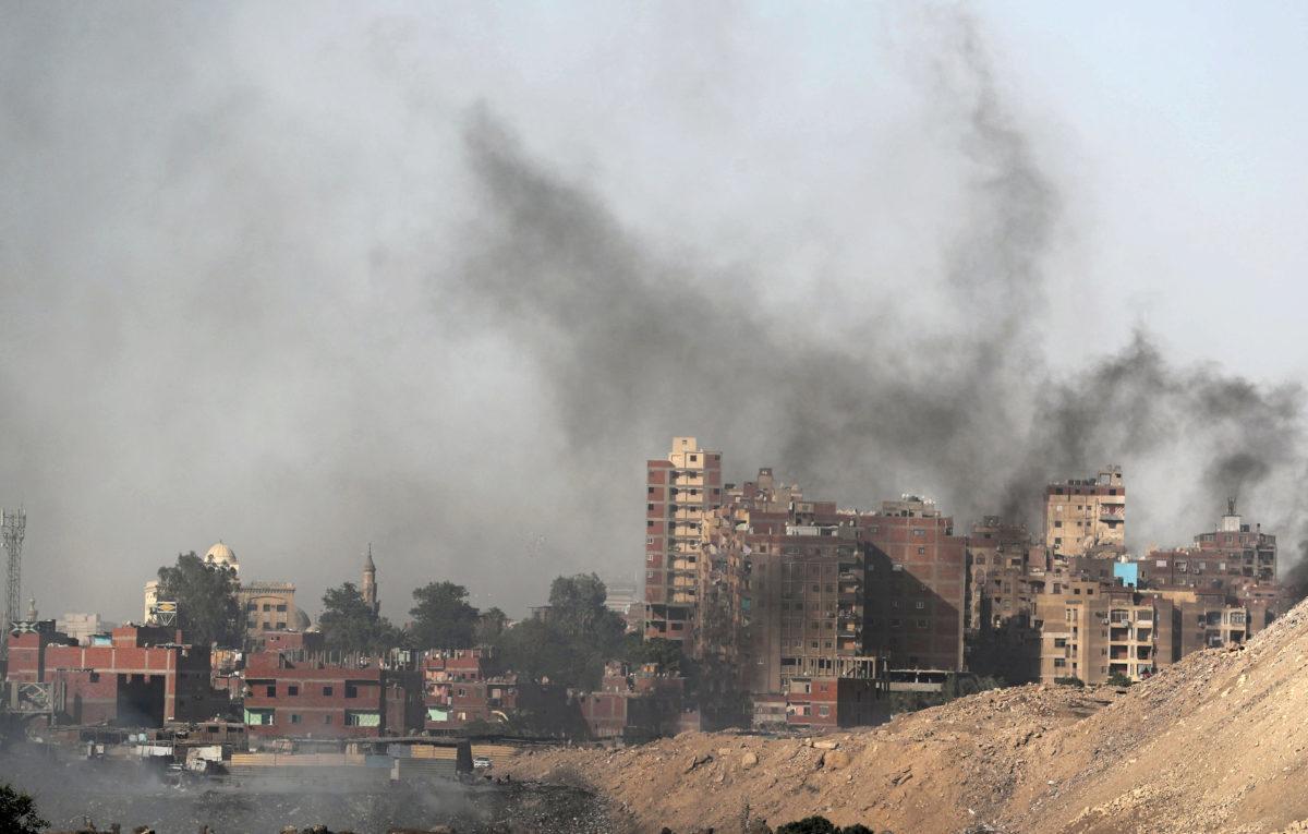 Επίθεση σε λεωφορείο με πιστούς στην Αίγυπτο – Νεκροί και τραυματίες