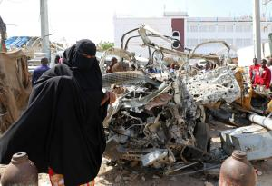 Σομαλία: 53 οι νεκροί από την επίθεση καμικάζι σε ξενοδοχείο!