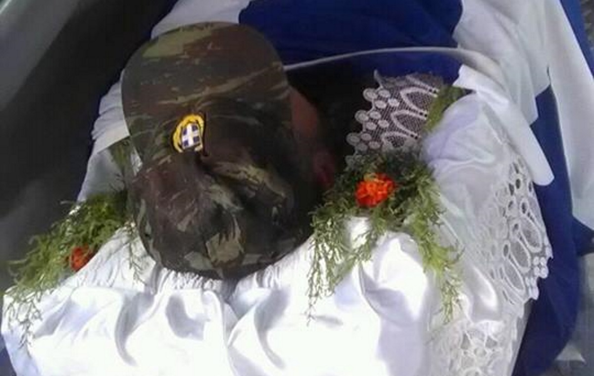 Κωνσταντίνος Κατσίφας: Περιμένουν πάνω από 2.000 άτομα στην κηδεία του