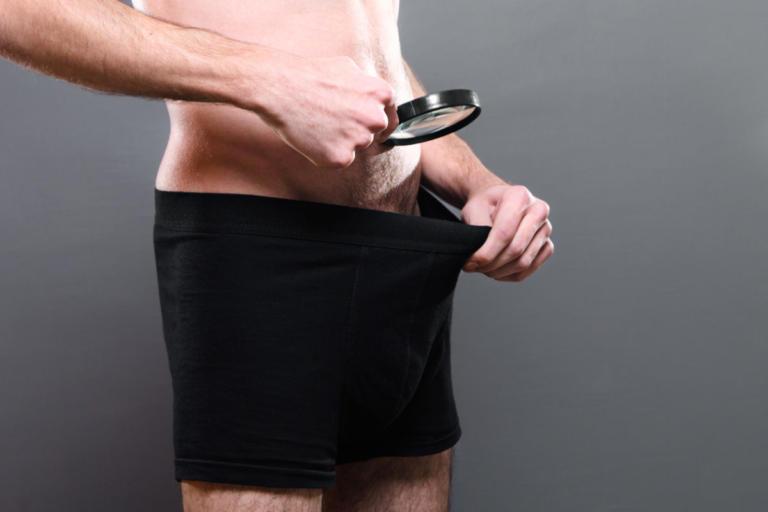 Σπυράκια στο πέος: Τι πρέπει να κάνετε