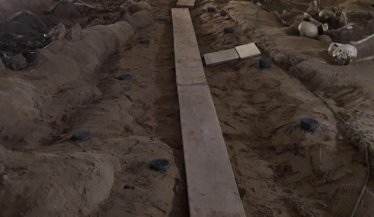 Κίνα: Ο τάφος έκρυβε ένα… υγρό μυστικό 2.000 ετών!