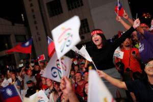 Ταϊβάν: Χαμός! Παραιτήθηκαν ο πρωθυπουργός και η πρόεδρος μετά την ήττα στις εκλογές! [pics]