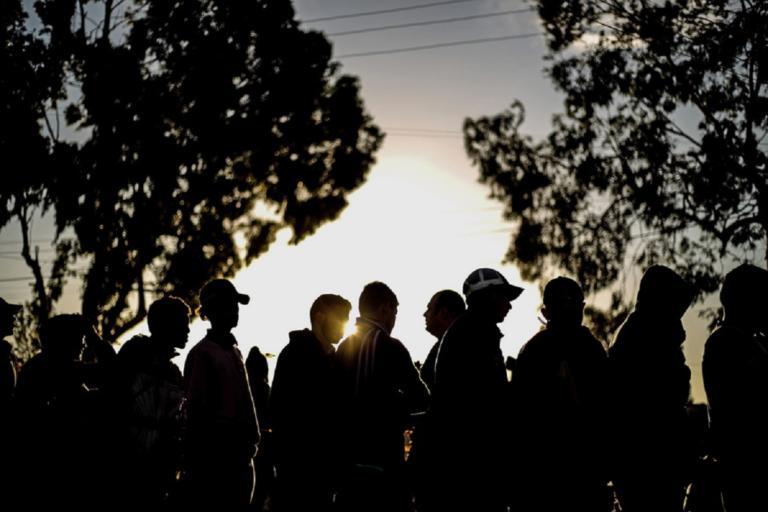 Μεξικό: Εκατοντάδες μετανάστες στην Τιχουάνα προσπαθούν να περάσουν στις ΗΠΑ!