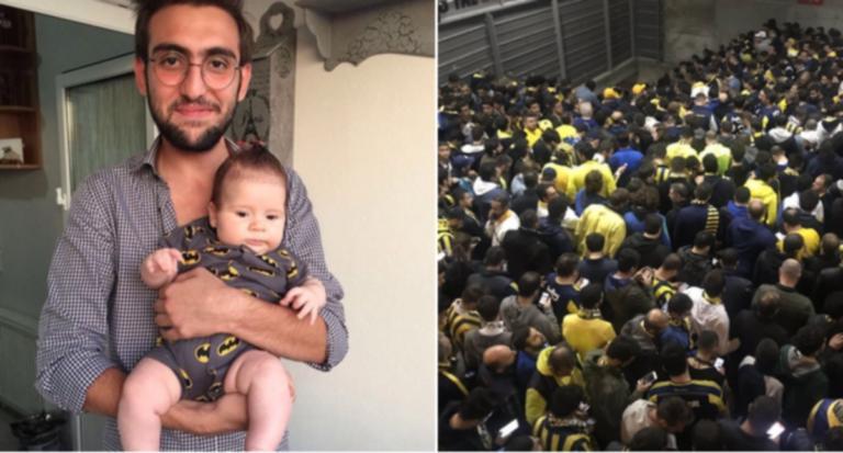 """Σοκ στην Τουρκία με νεκρό οπαδό! """"Χαμός"""" στο γήπεδο της Φενέρμπαχτσε [pics]"""