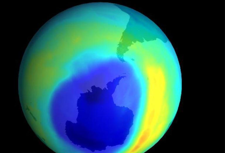 Κλείνει η τρύπα του όζοντος!