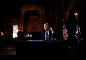 Ο Ντόναλντ Τραμπ νιώθει ευγνώμων για… τον εαυτό του – video