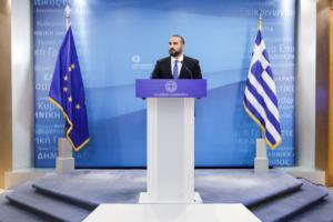 """Τζανακόπουλος: """"Πρώτη φορά μετά από 10 χρόνια αύξηση στις συντάξεις και στο κατώτατο μισθό"""""""