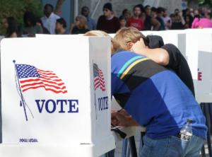 ΗΠΑ: Εκατομμύρια πολίτες δεν μπορούν να ψηφίσουν λόγω… νομοθεσίας!