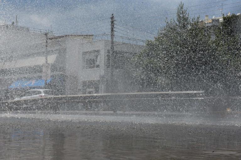 Καιρός: Βροχές και καταιγίδες την Τρίτη (27/11)