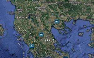 """Απίστευτο! Τα Σκόπια ονομάζονται… """"Μακεδονία"""" σε χάρτη του υπουργείου Άμυνας!"""