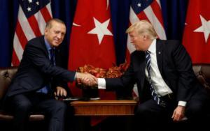 """Ερντογάν στον Τραμπ: """"Δεν χρειαζόμαστε τους Κούρδους για να νικήσουμε τον ISIS""""!"""