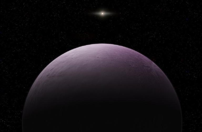 Δέος! Ανακαλύφθηκε το πιο μακρινό σώμα που έχει ποτέ παρατηρηθεί στο ηλιακό μας σύστημα