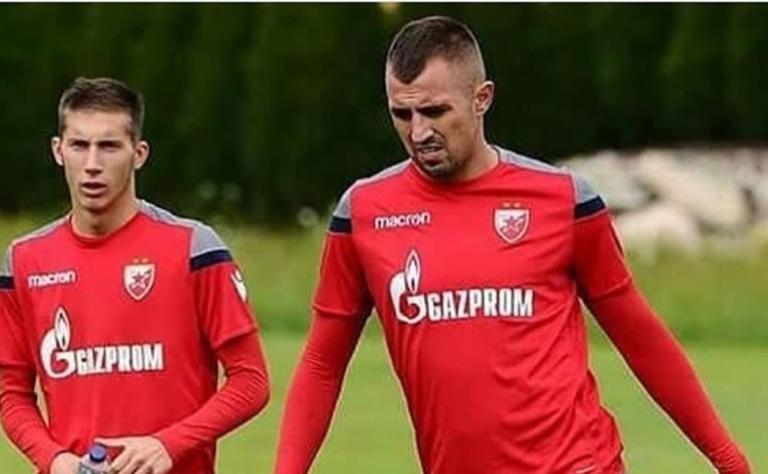 """ΑΕΚ – Κρίστιτσιτς: """"Παλεύει"""" για το """"ΟΚ"""" του Ερυθρού Αστέρα"""