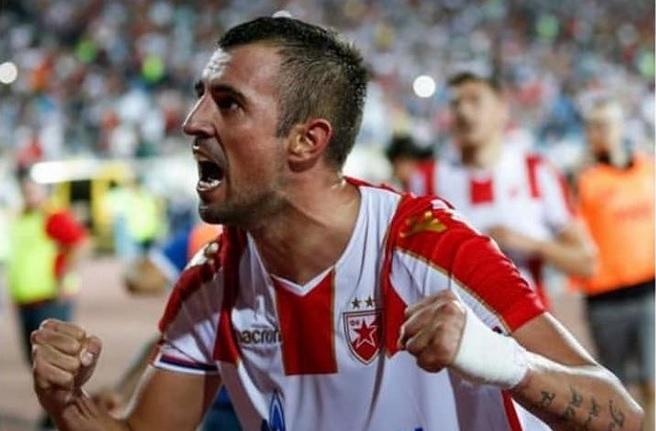 """AEK – Κρστίτσιτς: Αποχαιρέτησε Ερυθρό Αστέρα! """"Το θέμα ήταν η αξιοπρέπεια"""""""