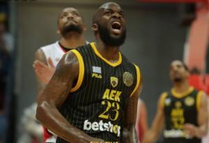 ΑΕΚ – Basketball Champions League: Ο Γκρίφιν MVP της αγωνιστικής