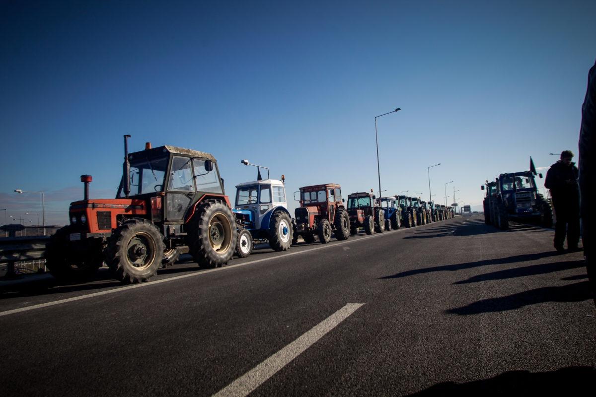Λάρισα: Αγροτικό μπλόκο στις 28 Ιανουαρίου στην εθνική οδό