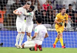 """Ο Μπεργκ το """"κάρφωσε"""" στη Ρίβερ! Η Αλ Αΐν στον τελικό του Παγκοσμίου Κυπέλλου Συλλόγων"""