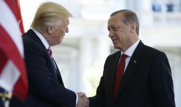 Καρντάσια! Ο Ερντογάν κάλεσε τον Τραμπ στην Τουρκία