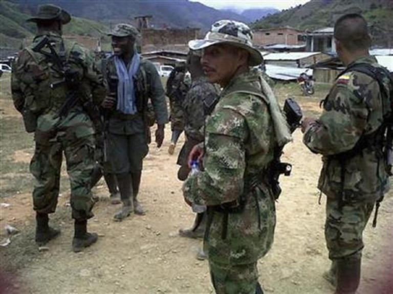 Κολομβία: Νέα σφαγή για τα ναρκωτικά – Έξι νεκροί