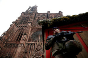 """Στρασβούργο: Θεωρίες συνωμοσίας από τα """"κίτρινα γιλέκα"""" για την επίθεση"""