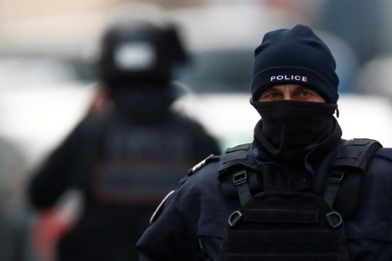 Στρασβούργο: Μεγάλη επιχείρηση πάνοπλων αστυνομικών για τον εντοπισμό του μακελάρη