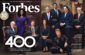 """Τα… """"φτωχαδάκια"""" του 2018 σύμφωνα με τη λίστα του Forbes"""