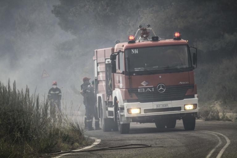 Ξέσπασε φωτιά σε ξενοδοχείο στο Πόρτο Χέλι – Επενέβη η Πυροσβεστική