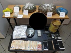 Εύβοια: Συνέλαβαν όλη την οικογένεια για διακίνηση ναρκωτικών!